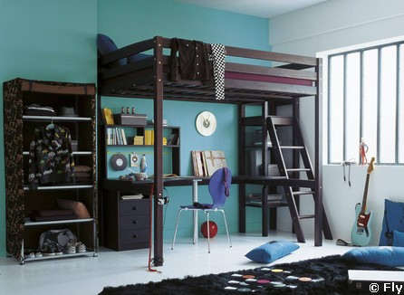 comment bien am nager un studio blog ldtblog ldt. Black Bedroom Furniture Sets. Home Design Ideas
